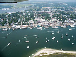 Beaufort, NC by air!